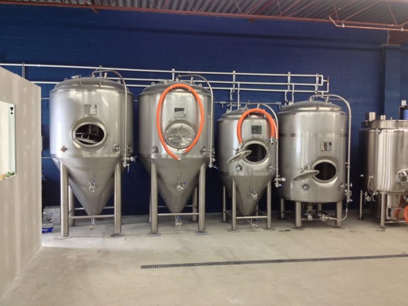 Forked River fermenters