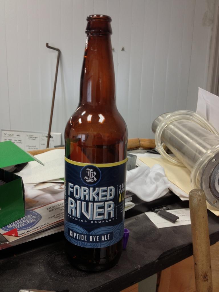 Forked River Bottle