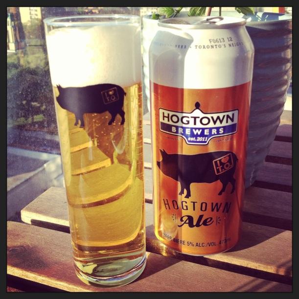 Hogtown Ale