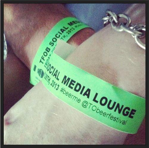 media bands