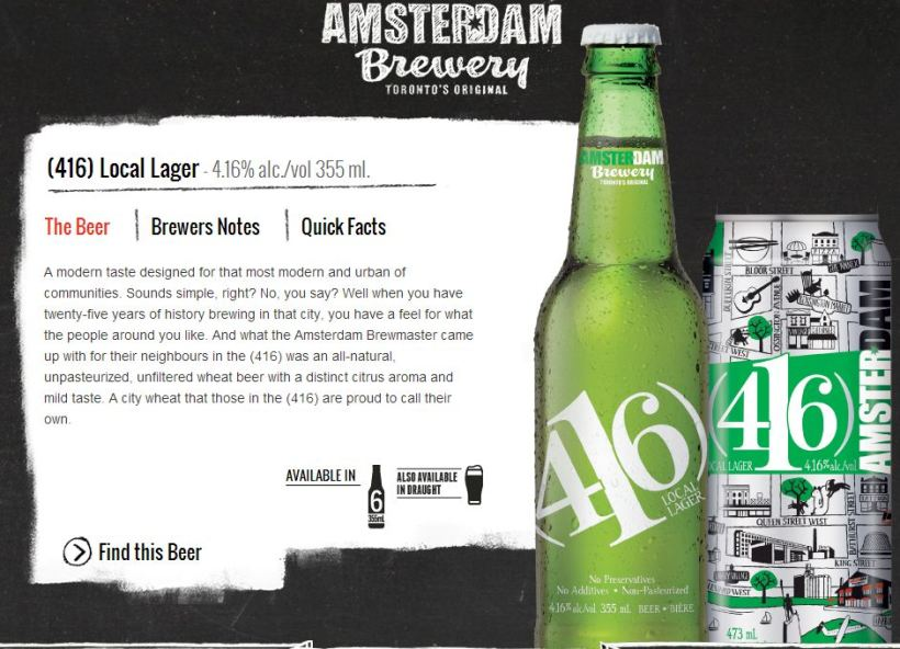 416 local lager