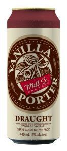 Mill Street Vanilla Porter Can