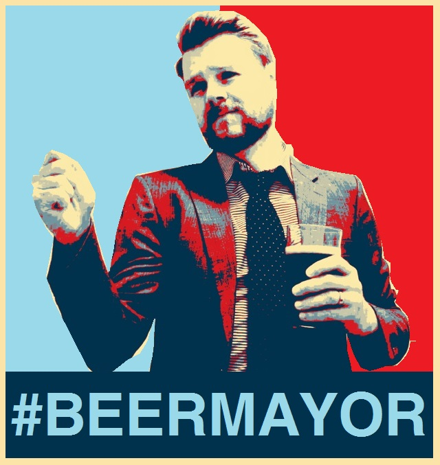 #BEERMAYOR