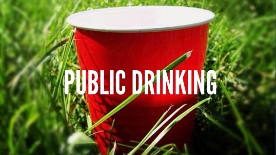 public drinking
