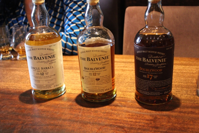 Three Balvenies