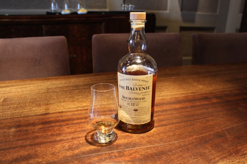 Balvenie 12 year old double barrel