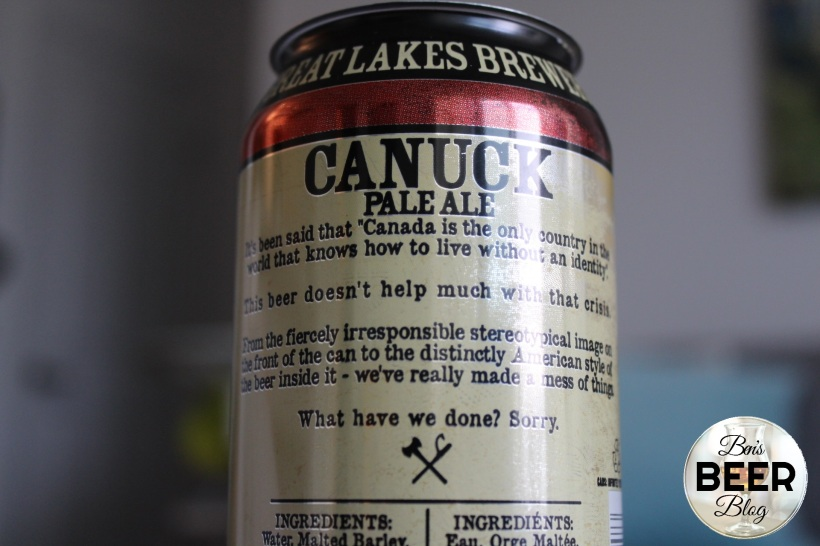 Great Lakes Canuck reverse