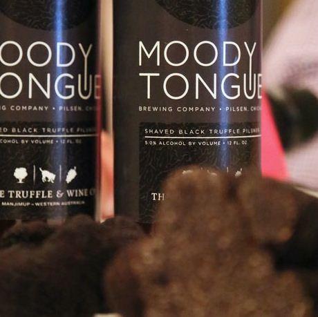 Moody tongue