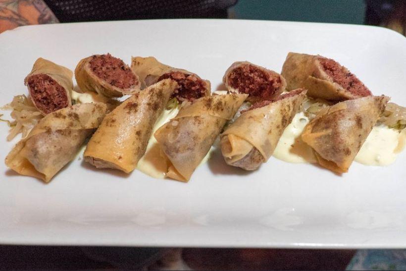 pastrami rolls