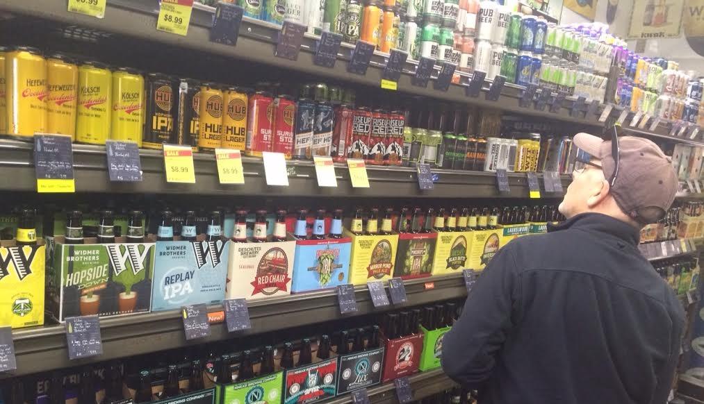 Craft Beer Store Portland Me